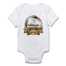"Liver eating Johnson "" Jeremi Infant Bodysuit"