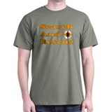 Orange SAR T-Shirt
