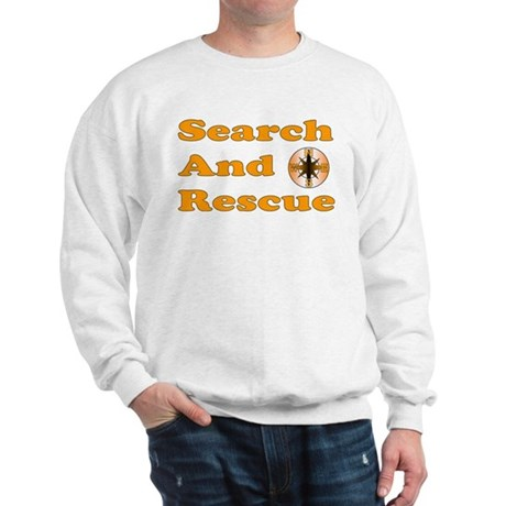 Orange SAR Sweatshirt