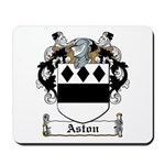 Aston Family Crest Mousepad