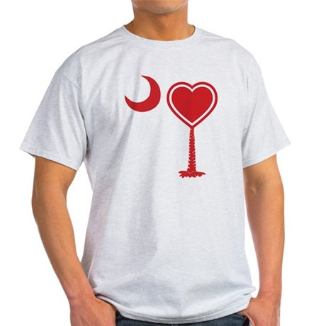 Heart Palmetto Light T-Shirt