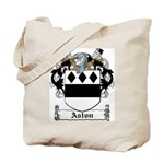 Aston Family Crest Tote Bag