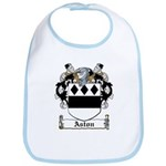 Aston Family Crest Bib