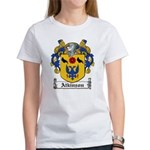 Atkinson Family Crest Women's T-Shirt