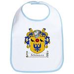 Atkinson Family Crest Bib