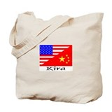 Kira Flags Tote Bag