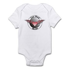 Our Dad Rocks - Twin Infant Bodysuit