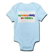 My Mommy & Daddy Are Teachers (PR) Infant Bodysuit