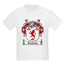 Beamish Family Crest Kids T-Shirt