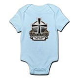 the lord guides my hunts   Onesie