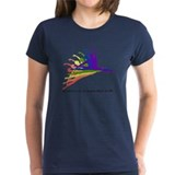 To Dance is to Fly Dark T-Shirt