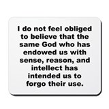 Cute I do not feel obliged to believe that the same Mousepad