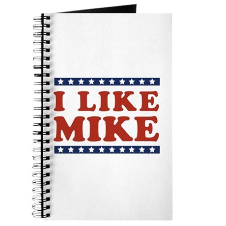 I Like Mike Journal