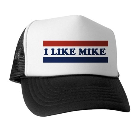 I Like Mike Trucker Hat