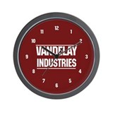 VANDELAY INDUSTRIES - Wall Clock