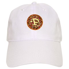 The Great Pizza Monogram Cap