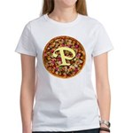 The Great Pizza Monogram Women's T-Shirt