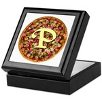 The Great Pizza Monogram Keepsake Box
