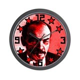 Vladimir Lenin Wall Clock