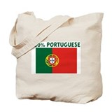 100 PERCENT PORTUGUESE Tote Bag