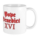 Pope Benedict XVI Coffee Mug