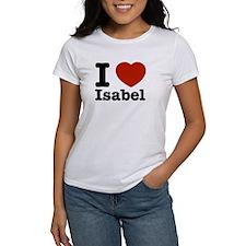 I love Isabel Tee