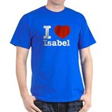 I love Isabel T-Shirt