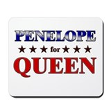PENELOPE for queen Mousepad