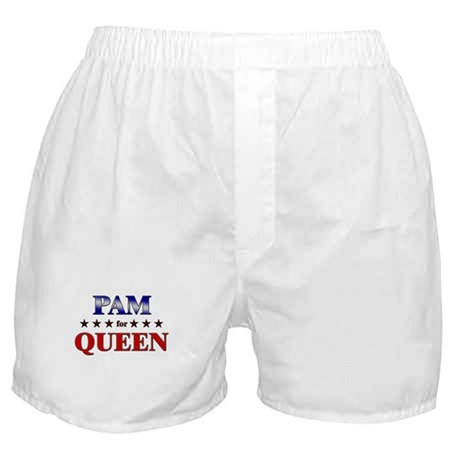 PAM for queen Boxer Shorts