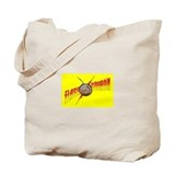 Flash Gourd'n Tote Bag