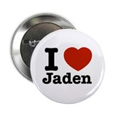 "I love Jaden 2.25"" Button"