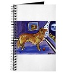 Nova Scotia Duck-Tolling Retriever Journal