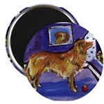 Nova Scotia Duck-Tolling Retriever Magnet