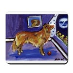 Nova Scotia Duck-Tolling Retriever Mousepad