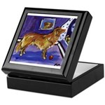 Nova Scotia Duck-Tolling Retriever Keepsake Box