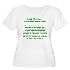 Lost Mate Green T-Shirt