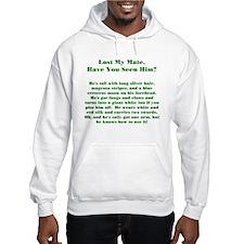 Lost Mate Green Hoodie