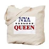 NYA for queen Tote Bag