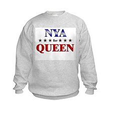 NYA for queen Jumpers