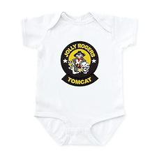 VF-84 Jolly Rogers Infant Bodysuit
