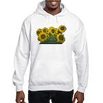 Sunflowers Hooded Sweatshirt