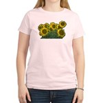 Sunflowers Women's Light T-Shirt