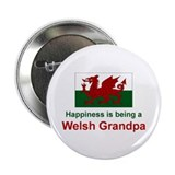 "Happy Welsh Grandpa 2.25"" Button"
