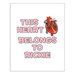 This Heart: Rickie (C) Small Poster