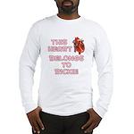 This Heart: Rickie (C) Long Sleeve T-Shirt
