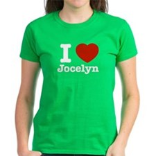 I love Jocelyn Tee