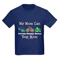 Mom Triathlete Triathlon T