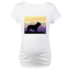 Frenchie Purple Mt. Shirt