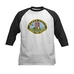 March Field Fire Kids Baseball Jersey