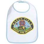 March Field Fire Bib